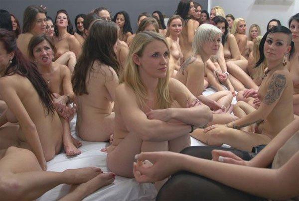Порно Видео Лесби Оргия