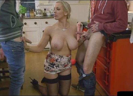 Порно Видео Зрелых Женщин С Молодыми Парнями